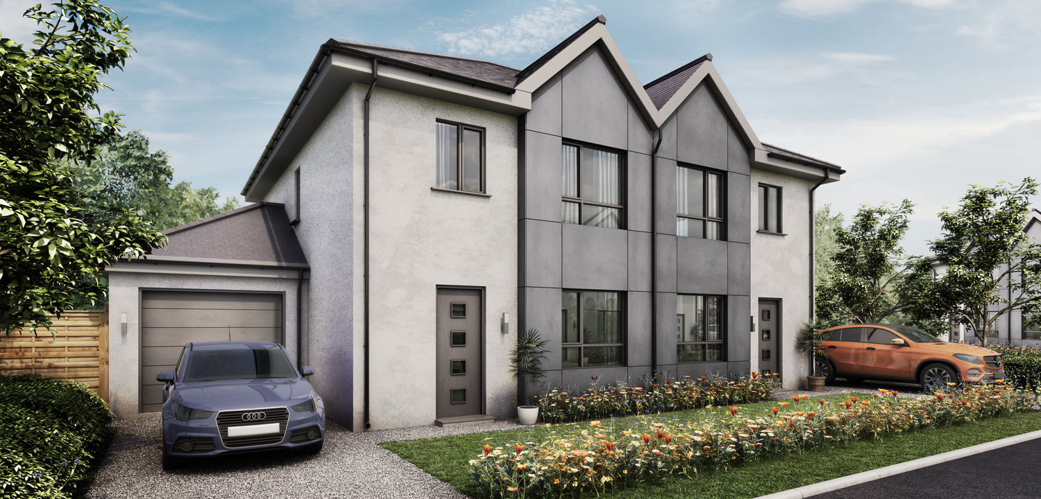 New Homes Wirral Merseyside