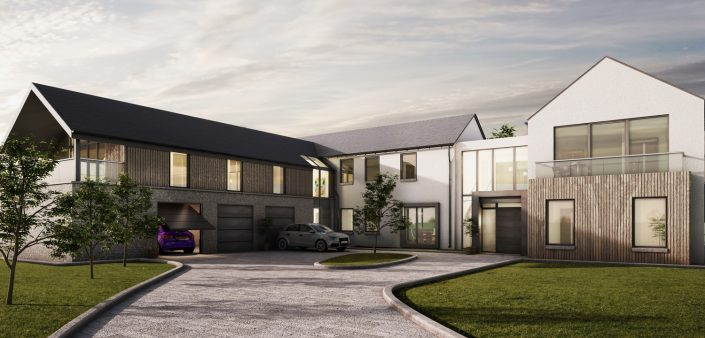 Luxury New Build CGI