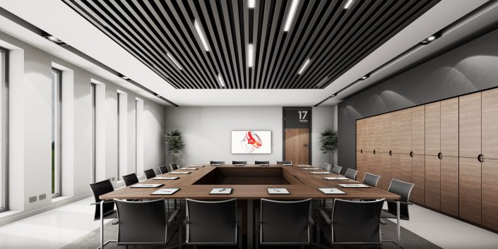 Meeting Room Visualisation